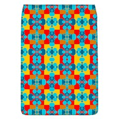 Pop Art Abstract Design Pattern Flap Covers (l)