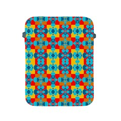 Pop Art Abstract Design Pattern Apple iPad 2/3/4 Protective Soft Cases