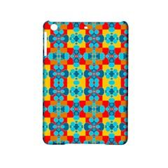 Pop Art Abstract Design Pattern iPad Mini 2 Hardshell Cases