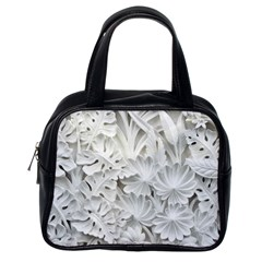 Pattern Motif Decor Classic Handbags (One Side)