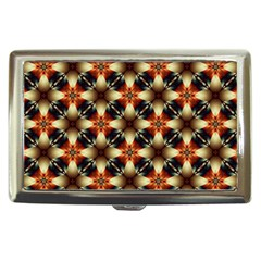 Kaleidoscope Image Background Cigarette Money Cases