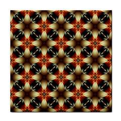 Kaleidoscope Image Background Face Towel