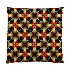 Kaleidoscope Image Background Standard Cushion Case (Two Sides)