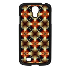Kaleidoscope Image Background Samsung Galaxy S4 I9500/ I9505 Case (black)
