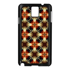 Kaleidoscope Image Background Samsung Galaxy Note 3 N9005 Case (black)