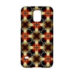 Kaleidoscope Image Background Samsung Galaxy S5 Hardshell Case