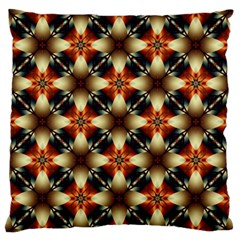 Kaleidoscope Image Background Standard Flano Cushion Case (One Side)