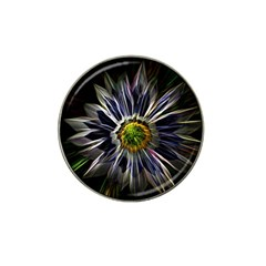 Flower Structure Photo Montage Hat Clip Ball Marker (10 pack)