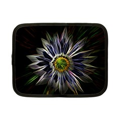 Flower Structure Photo Montage Netbook Case (small)