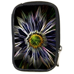 Flower Structure Photo Montage Compact Camera Cases