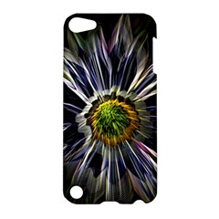 Flower Structure Photo Montage Apple Ipod Touch 5 Hardshell Case