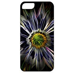 Flower Structure Photo Montage Apple Iphone 5 Classic Hardshell Case