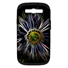 Flower Structure Photo Montage Samsung Galaxy S Iii Hardshell Case (pc+silicone)