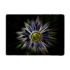 Flower Structure Photo Montage Apple Ipad Mini Flip Case