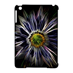 Flower Structure Photo Montage Apple iPad Mini Hardshell Case (Compatible with Smart Cover)