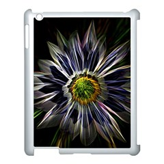 Flower Structure Photo Montage Apple Ipad 3/4 Case (white)