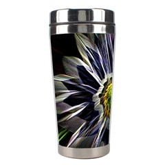 Flower Structure Photo Montage Stainless Steel Travel Tumblers