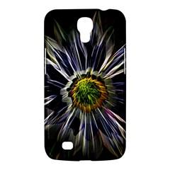 Flower Structure Photo Montage Samsung Galaxy Mega 6 3  I9200 Hardshell Case
