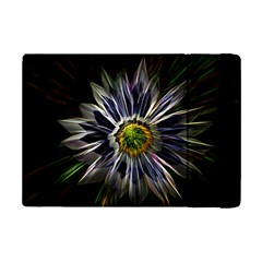 Flower Structure Photo Montage iPad Mini 2 Flip Cases