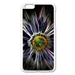 Flower Structure Photo Montage Apple Iphone 6 Plus/6s Plus Enamel White Case