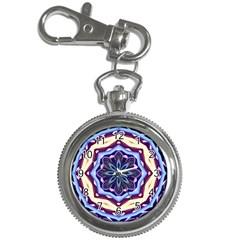 Mandala Art Design Pattern Key Chain Watches