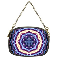 Mandala Art Design Pattern Chain Purses (One Side)