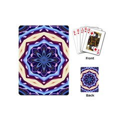 Mandala Art Design Pattern Playing Cards (Mini)