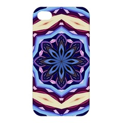 Mandala Art Design Pattern Apple Iphone 4/4s Hardshell Case