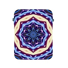Mandala Art Design Pattern Apple Ipad 2/3/4 Protective Soft Cases
