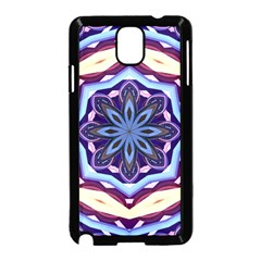 Mandala Art Design Pattern Samsung Galaxy Note 3 Neo Hardshell Case (black)