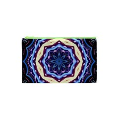 Mandala Art Design Pattern Cosmetic Bag (xs)