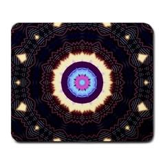 Mandala Art Design Pattern Large Mousepads