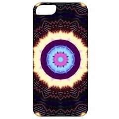 Mandala Art Design Pattern Apple Iphone 5 Classic Hardshell Case