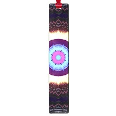 Mandala Art Design Pattern Large Book Marks