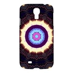 Mandala Art Design Pattern Samsung Galaxy S4 I9500/I9505 Hardshell Case