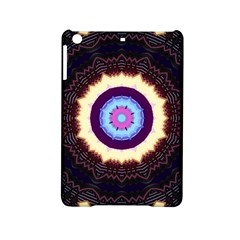 Mandala Art Design Pattern Ipad Mini 2 Hardshell Cases