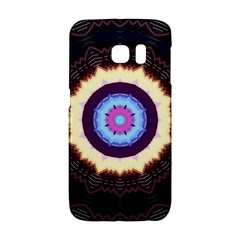 Mandala Art Design Pattern Galaxy S6 Edge