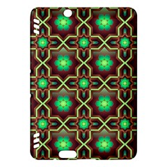 Pattern Background Bright Brown Kindle Fire Hdx Hardshell Case