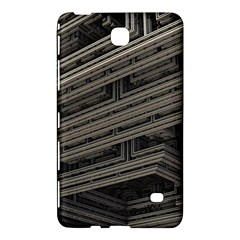 Fractal 3d Construction Industry Samsung Galaxy Tab 4 (7 ) Hardshell Case
