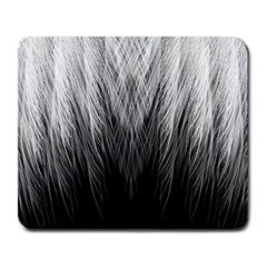 Feather Graphic Design Background Large Mousepads