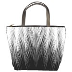 Feather Graphic Design Background Bucket Bags Front