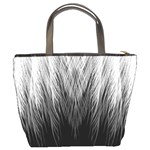 Feather Graphic Design Background Bucket Bags Back