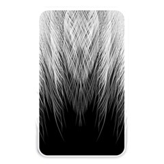 Feather Graphic Design Background Memory Card Reader