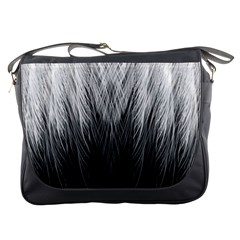 Feather Graphic Design Background Messenger Bags