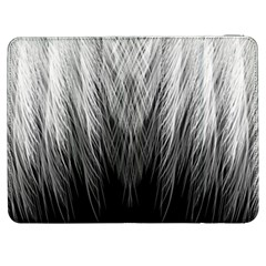 Feather Graphic Design Background Samsung Galaxy Tab 7  P1000 Flip Case