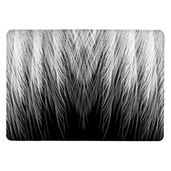 Feather Graphic Design Background Samsung Galaxy Tab 10 1  P7500 Flip Case