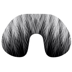 Feather Graphic Design Background Travel Neck Pillows