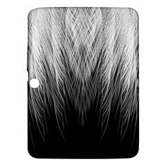 Feather Graphic Design Background Samsung Galaxy Tab 3 (10 1 ) P5200 Hardshell Case