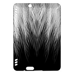 Feather Graphic Design Background Kindle Fire Hdx Hardshell Case