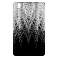 Feather Graphic Design Background Samsung Galaxy Tab Pro 8.4 Hardshell Case